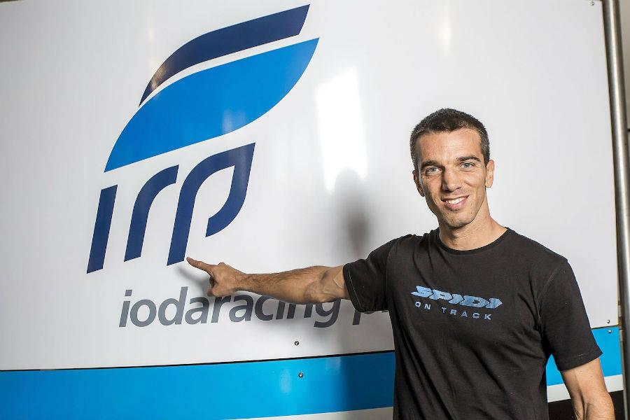 Alex in MotoGp con Iodaracing nel 2015
