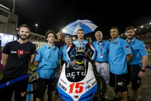 Alex termina 20° la prima gara in Qatar