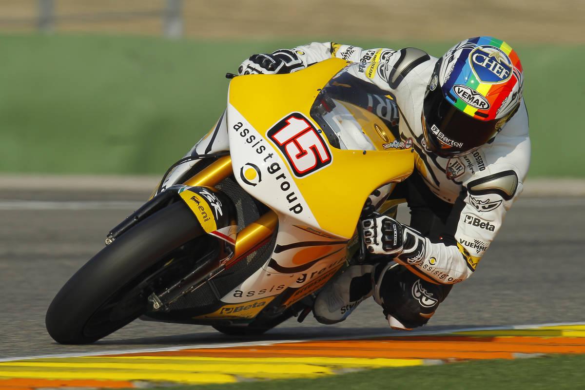 A Jerez per il primo podio stagionale 3