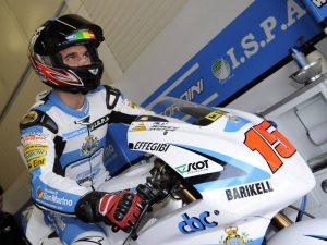Alex soddisfatto degli ultimi test di Jerez