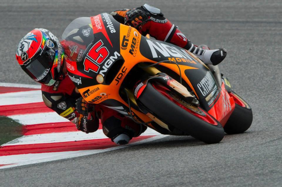 In Malesia Alex scatta dalla settima piazza 3