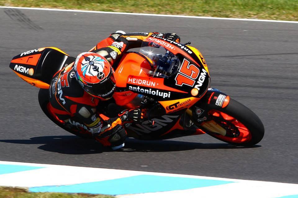 Quinto posto per Alex in Australia 3