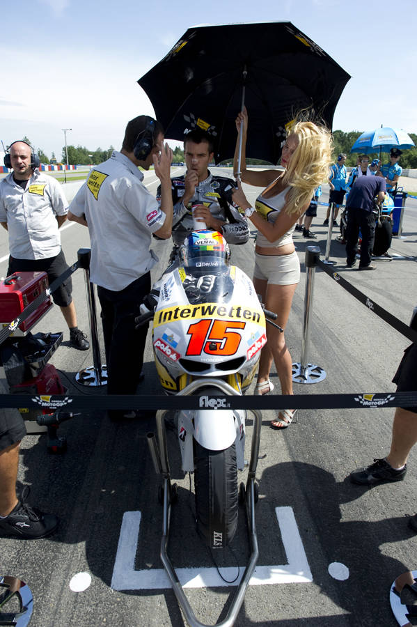 Miglioramenti per De Angelis a Brno 3
