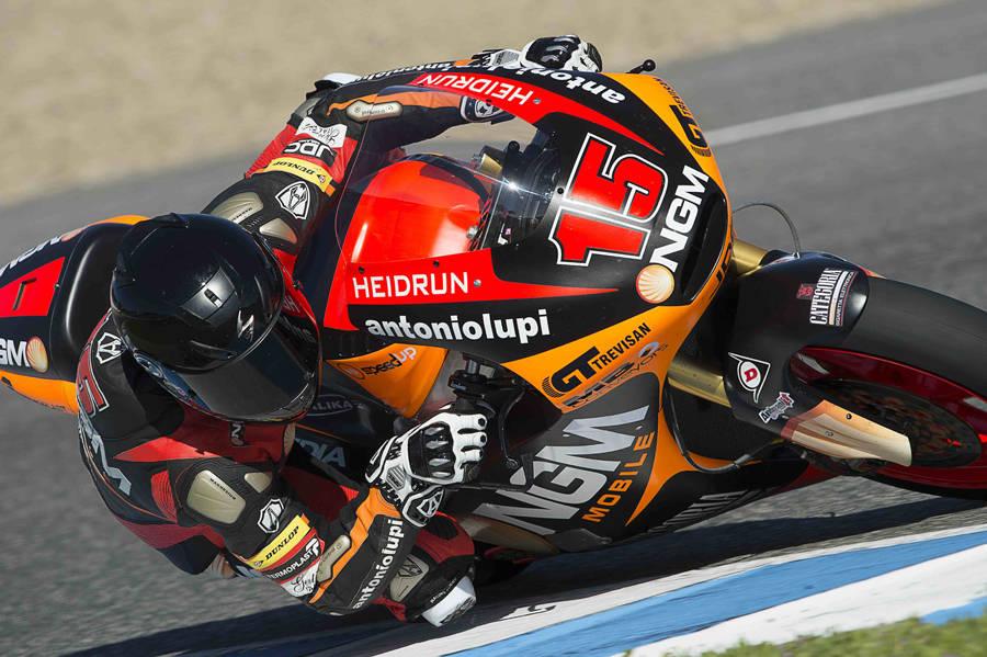 Riscontri positivi dai Test di Jerez 3