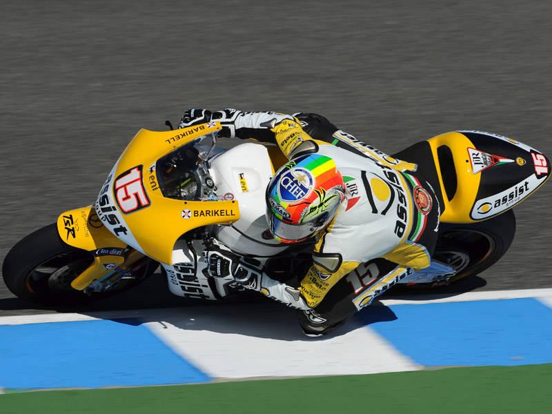Alex prende la sua prima rivincita su Jerez 3