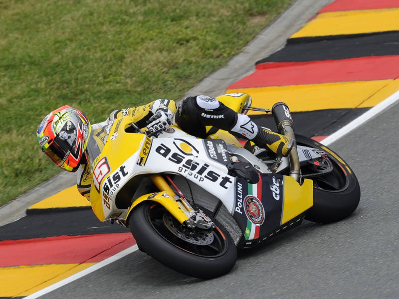 Alex subito veloce al Sachsenring 3