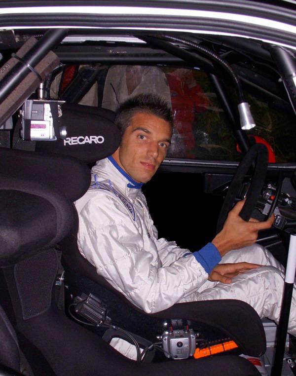Alex debutta su Abarth Grande Punto S2000 al Ronde Valtiberina 3