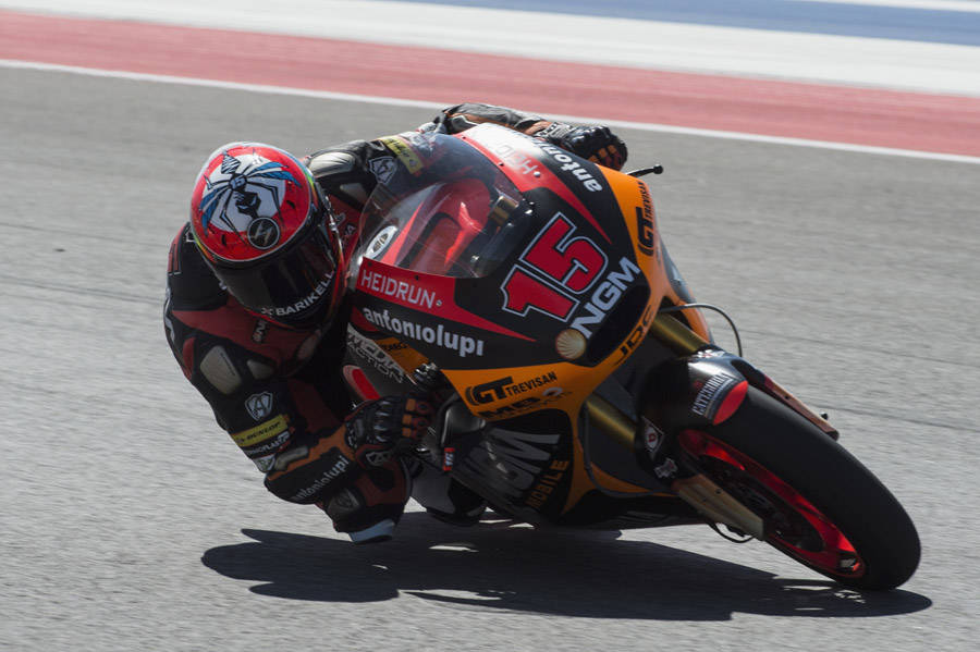 Qualifiche sofferte a Jerez 3