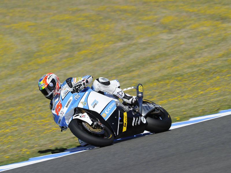 De Angelis tra i primi a Le Mans 3