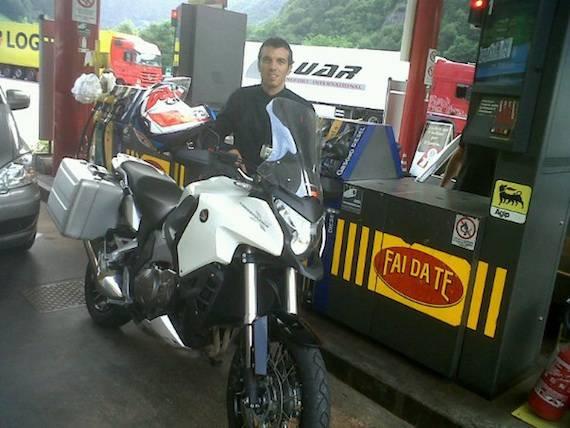 In moto verso il Sachsenring... 3