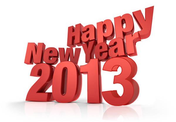 Buon 2013 a tutti voi! 3