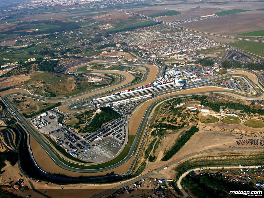 Primi test a Jerez con il Team Forward 3