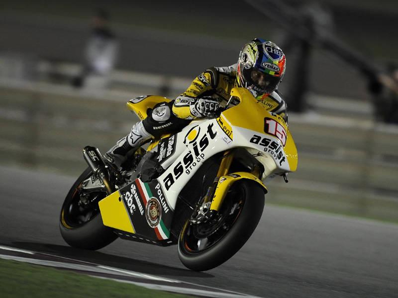 Alex in gran forma: quarto posto in Qatar 3