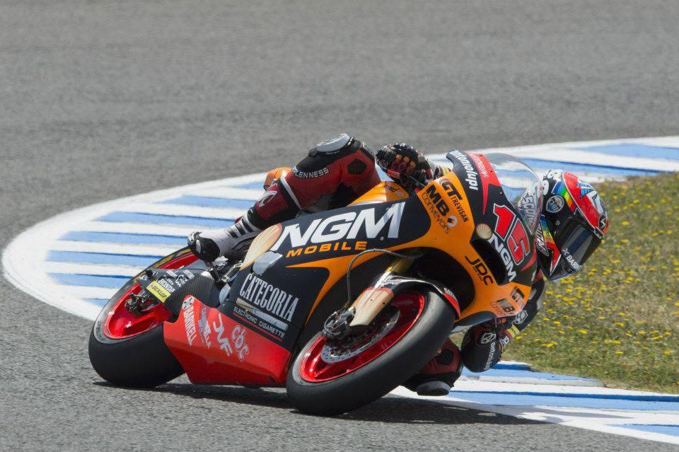 In zona punti a Jerez 3