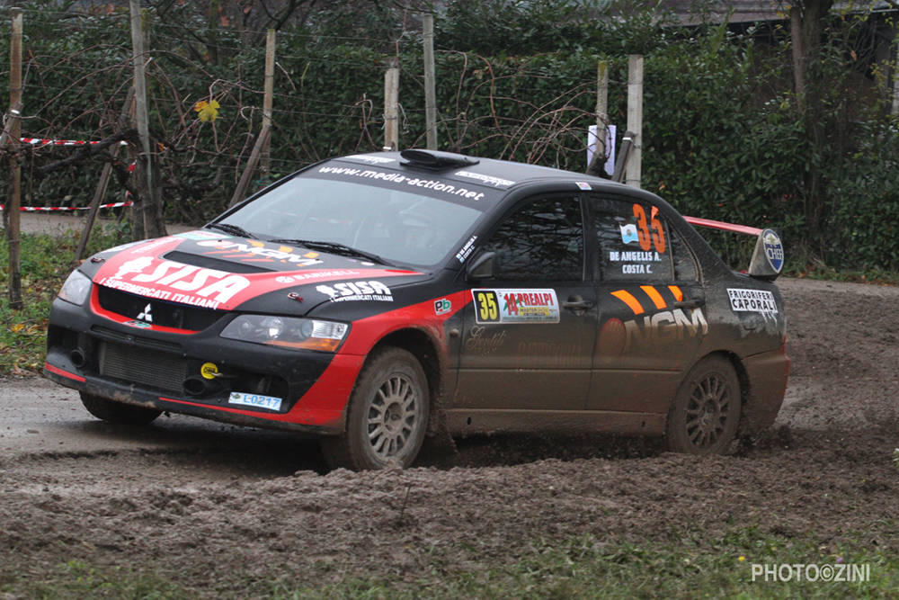 Weekend a tutto rally: Ronde della Val d'Orcia 3