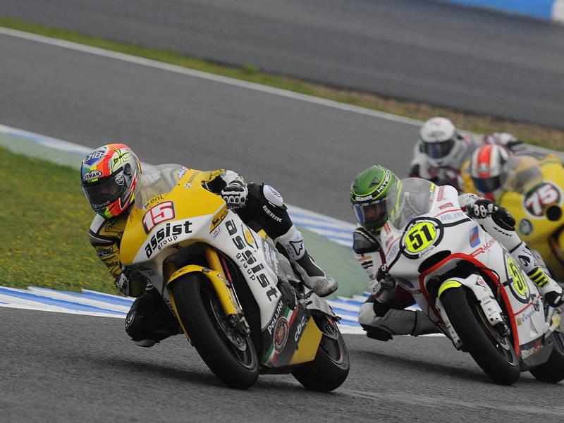 Gran rimonta a Jerez e Alex è 7° 3