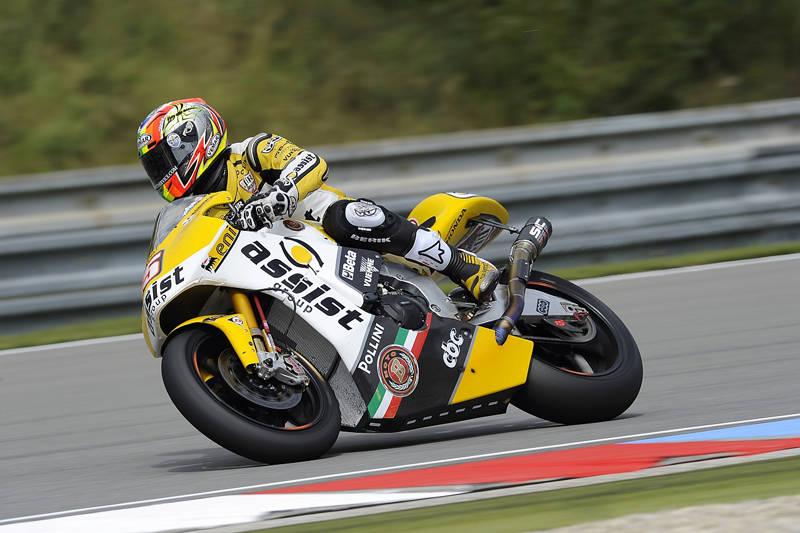 Alex si conferma velocissimo: prima fila per lui a Brno 3