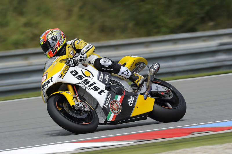 Quarto posto per Alex a Brno 3