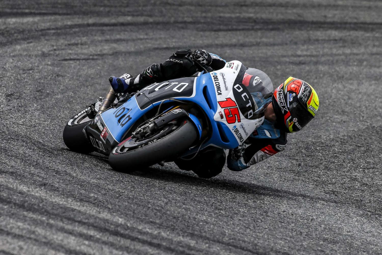 Gara complicata per Alex a Jerez