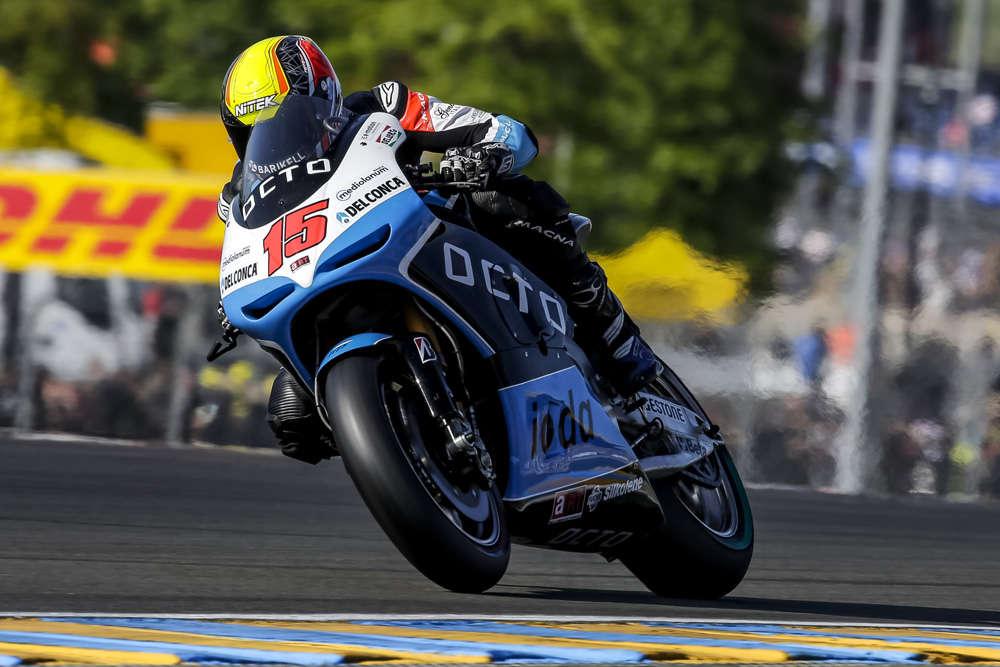 Miglior risultato stagionale per Alex a Le Mans