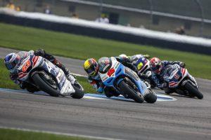 Bella gara per De Angelis a Indianapolis