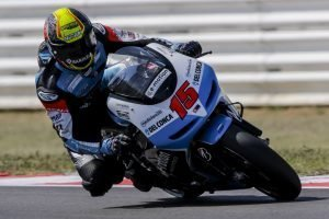 Qualifiche sfortunate per Alex a Misano