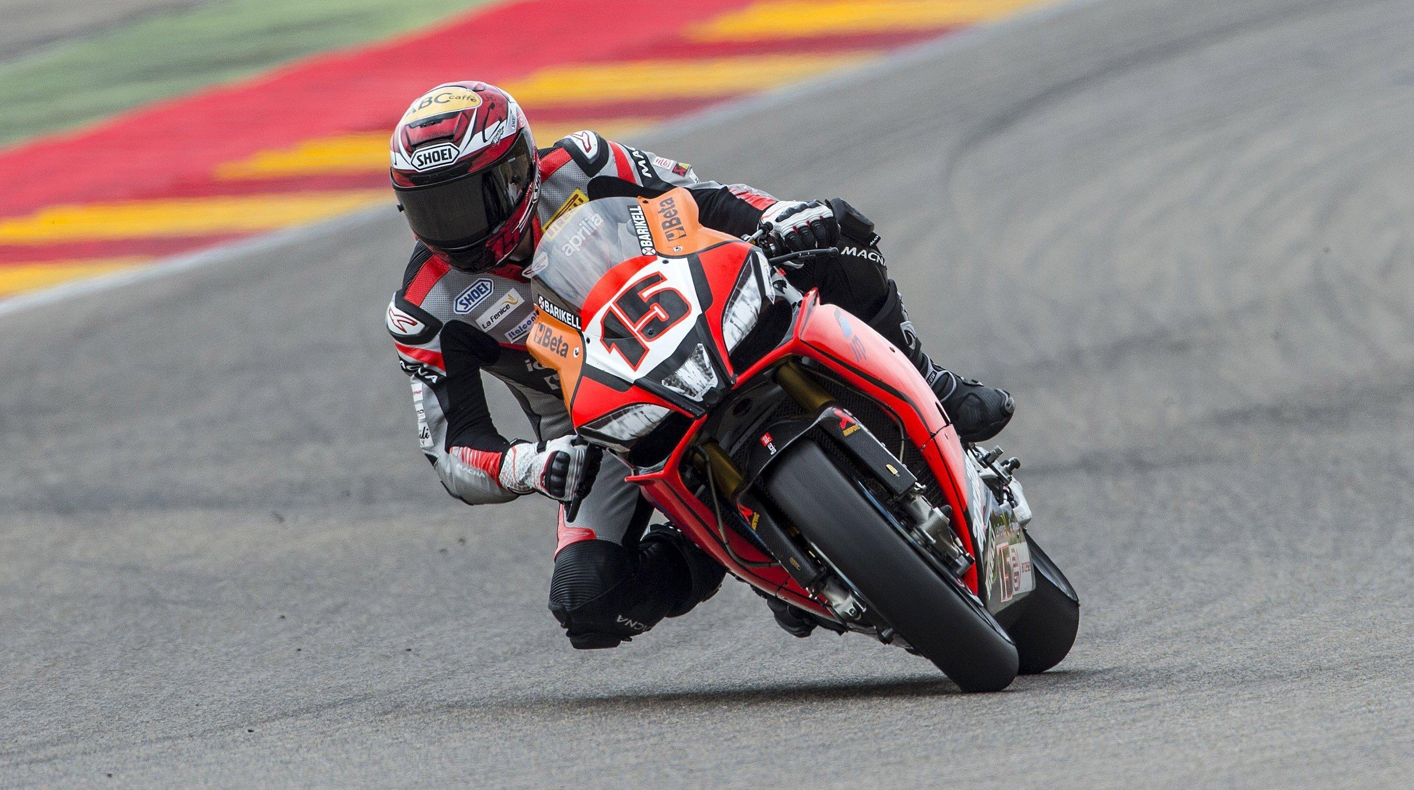 Aragon Round Gara 2: Alex 8° sigla il miglior risultato della stagione