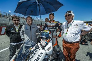Laguna Seca Round: Alex ottiene la top ten in Gara1