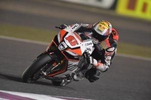 Qatar Round, Gara2 sfortunata per Alex
