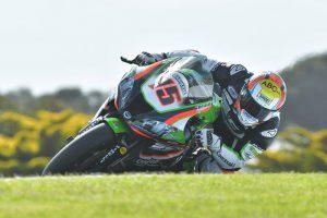 Australian Round – Gara2: Alex chiude a ridosso della top ten