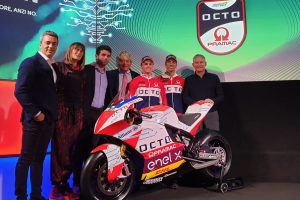 "The ""Revolution"" by Octo and Pramac. In Milan to discover how technology and innovation run together"